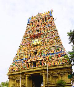 Kapaleeshwarar Temple Chennai